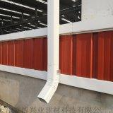 彩鋼方型雨水管彩鋼矩形雨水管彩鋼方型雨水管