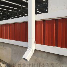 彩钢方型雨水管彩钢矩形雨水管彩钢方型雨水管