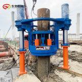 拔管桩设备钢管起拔机 拔护筒桩机直营