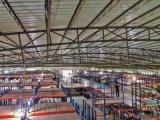 紡織業倉庫閣樓貨架多層組合倉儲閣樓平臺