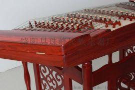 藝海揚琴 花梨木素面揚琴 廠家直銷紅木揚琴