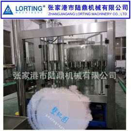 碳酸饮料灌装设备 含气饮料 苏打水