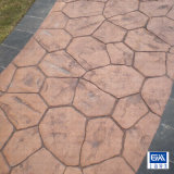 水泥仿石地面 彩色水泥仿石地面 水泥仿石地面施工