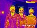 人体体温筛查双光摄像系统