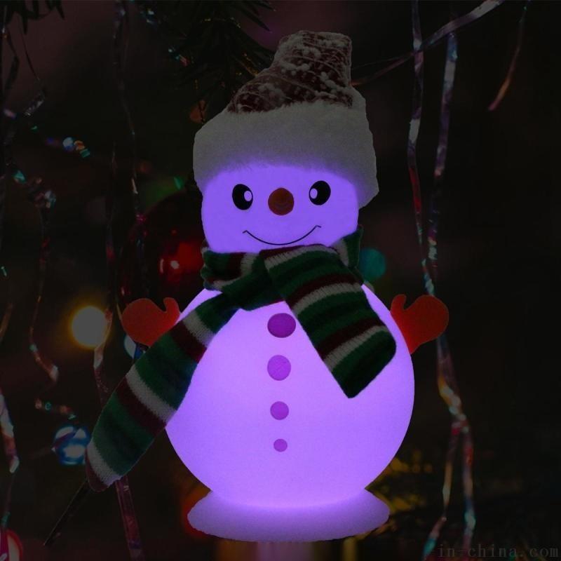 圣诞加湿器硅胶加湿器雪人加湿器usb加湿器