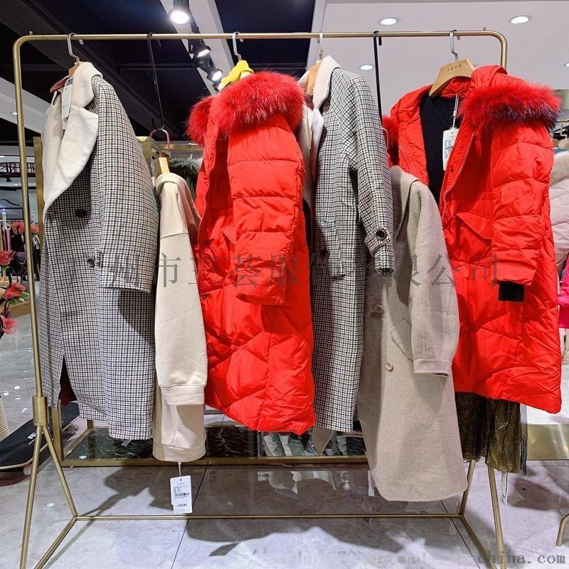 相约四季新款冬装实体店拿货货源