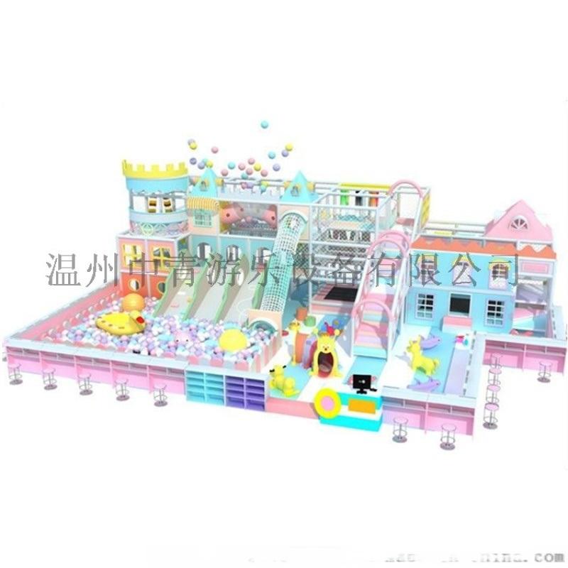 中青遊樂 室內兒童樂園 淘氣堡廠家直銷