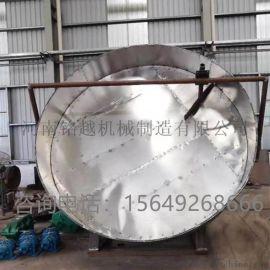 年产1万吨有机肥圆盘造粒机生产线设备