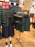连锁服装店货架 热风服装货架 高质量服装展示道具