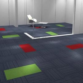芬豪供应广州办公室沥青方块地毯
