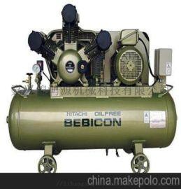 日立无油活塞式空压机7.5OP-8.5GA5C