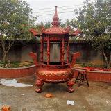 昌东铸造圆形平口香炉,cd37圆形香炉生产厂家