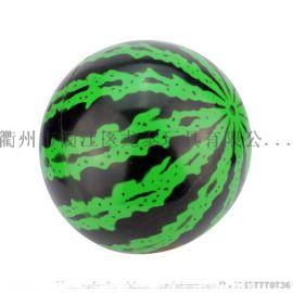 pvc充气西瓜球 广告球