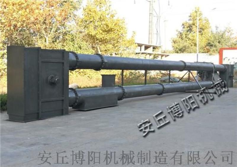木薯粉管鏈輸送設備 管鏈輸送裝置廠家