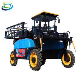 玉米高杆作物高地隙自走式喷杆高压打药机定制