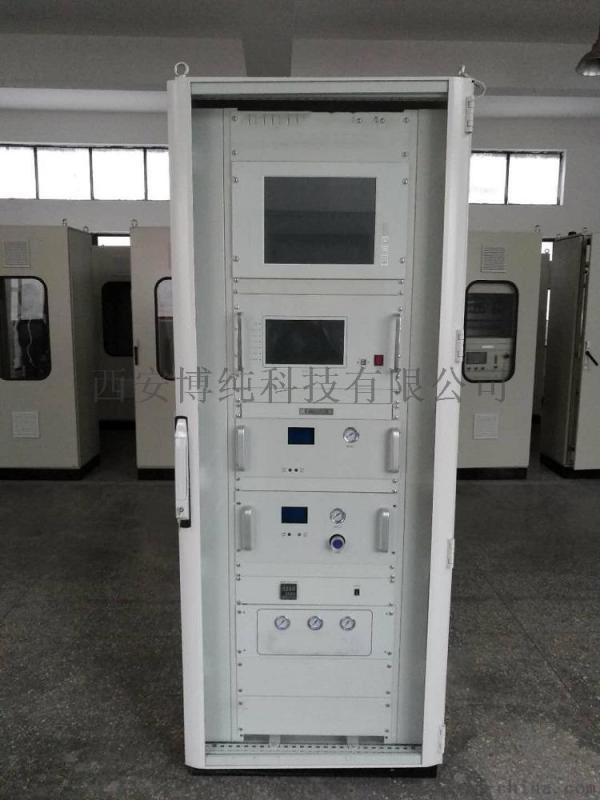 新疆钢铁企业超低改造烟气在线监测系统