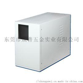 钣金加工众普五金设备机箱外壳钣金加工定做不锈钢箱体