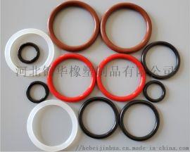 食品级硅胶密封圈耐油耐腐蚀氟胶O型圈耐高温橡胶圈