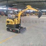 供应履带可伸缩式小型挖掘机 室内破碎能手小挖机价格