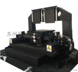 精密双驱五轴气浮平台实验室装备空气轴承工作台