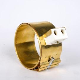 注塑机加热圈220v圆形不锈钢加热圈陶瓷发热圈电加热