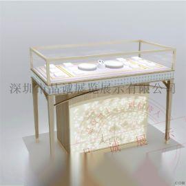 深圳不锈钢珠宝展柜制作-不锈钢珠宝展柜不锈钢-深圳品诚展示柜厂家