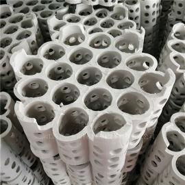 優質全瓷規整填料19孔連環全瓷填料強度高