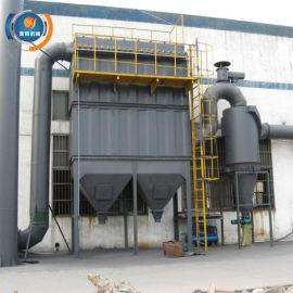 布袋式除尘器 生物质布袋锅炉除尘器方案-萧阳环保