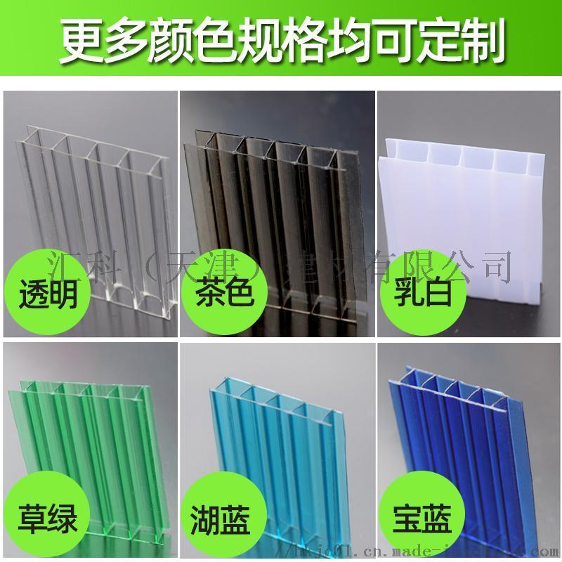 阳光板透明2mm-25mm