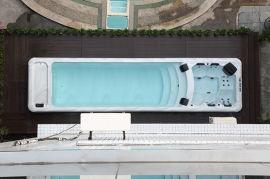 私家别墅泳池-健身泳池设备-私人泳池厂家
