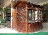 贵州包子早餐亭--加工定制移动售货亭