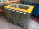 -28度无门卧式冷柜 无门冰箱 实验室      样本处理工作台冷链冰箱