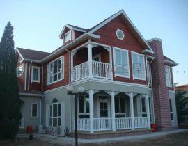 农村轻钢住房,绿色装配式建筑