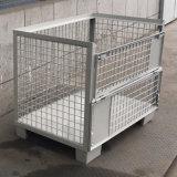 固定金屬籠 歐式金屬網箱 堆垛式鐵箱