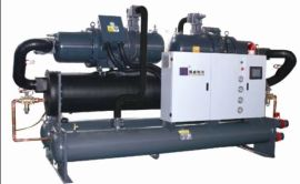 BSL-370WSE 水冷螺杆式冷水机 工业冷水机