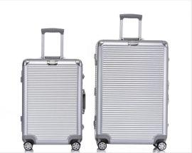 上海方振工厂直销ABS+PC时尚拉杆箱行李箱登机箱