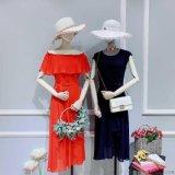 夏裝新款女裝韓版她衣櫃品牌折扣品牌女裝尾貨半身裙外貿女裝原單