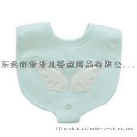嬰兒口水巾多功能防水防髒奶嘴扣牙膠圍嘴純棉寶寶圍兜