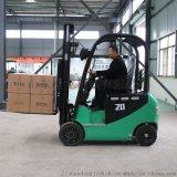 电动叉车销售 2吨座驾式电动堆高车捷克