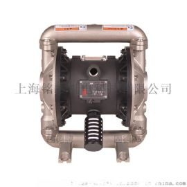 GODO牌QBY3-25APFSS不锈钢气动隔膜泵