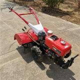 小型手扶耕地机, 八马力菜园耕地机