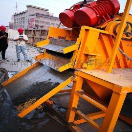 云南泥沙分离机 污泥干化处理设备原理