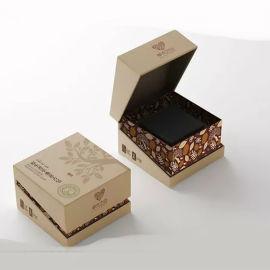 茶叶包装纸盒 硬盒 翻盖纸盒 茶叶包装定做