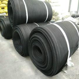 土工排水网7.2mm厚检测合格