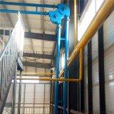 粉煤灰提升机 环保管链提升机 六九重工 自动上料管