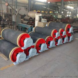 400带轴座的卸载滚筒现货 DTL皮带机卸载滚筒