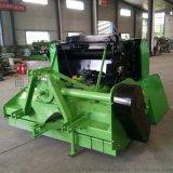 玉米秸稈粉碎回收打捆機,拖拉機帶的秸稈粉碎打捆機