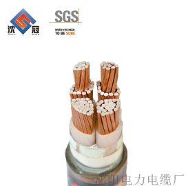 国标铜芯电线,低压4芯电缆