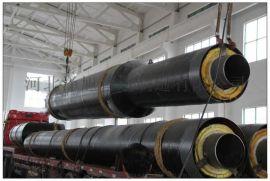 3PE钢套钢防腐保温钢管