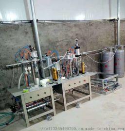 全自动发泡胶生产灌装设备技术配方